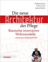 Die neue Architektur der Pflege Cover