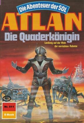 Atlan - Die Quaderkönigin