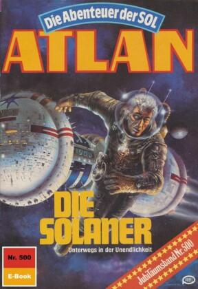 Atlan 500: Die Solaner