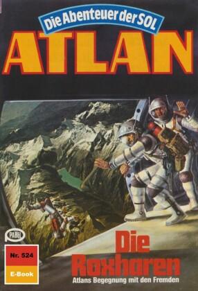 Atlan 524: Die Roxharen