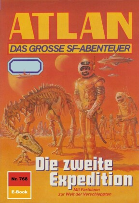 Atlan 768: Die zweite Expedition