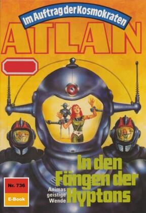 Atlan 736: In den Fängen der Hyptons