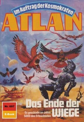 Atlan 697: Das Ende der WIEGE