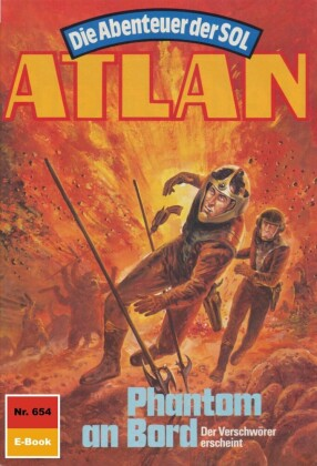 Atlan 654: Phantom an Bord