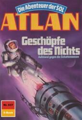 Atlan 637: Geschöpfe des Nichts