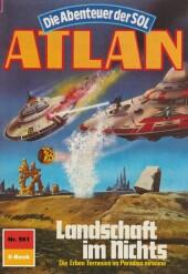 Atlan 561: Landschaft im Nichts