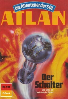 Atlan 566: Der Schalter