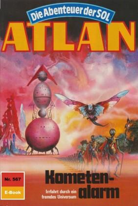 Atlan - Kometenalarm