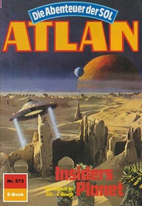 Atlan 573: Insiders Planet