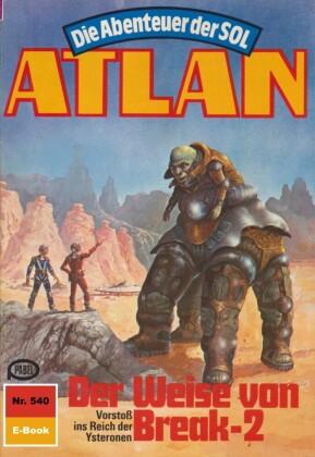 Atlan 540: Der Weise von Break-2