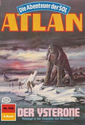 Atlan 538: Der Ysterone