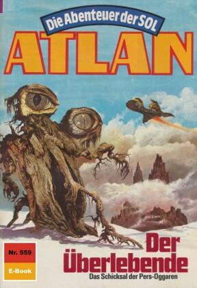 Atlan 559: Der Überlebende