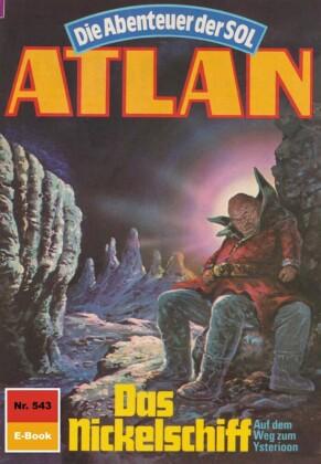 Atlan 543: Das Nickelschiff