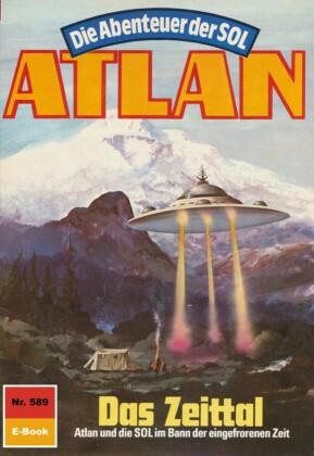 Atlan 589: Das Zeittal