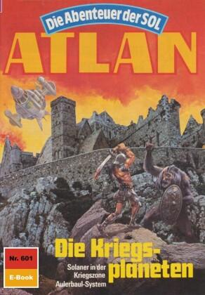 Atlan 601: Die Kriegsplaneten