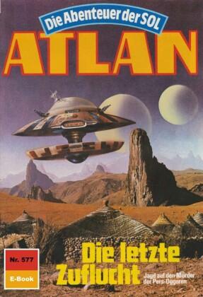 Atlan 577: Die letzte Zuflucht