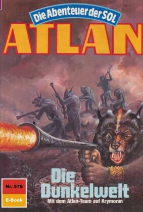 Atlan 579: Die Dunkelwelt