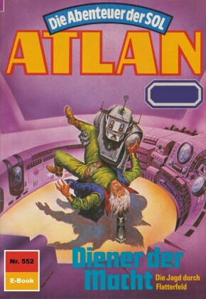 Atlan - Diener der Nacht