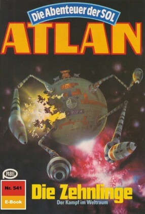 Atlan 541: Die Zehnlinge