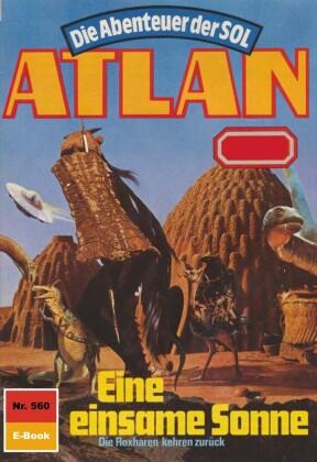 Atlan 560: Eine einsame Sonne
