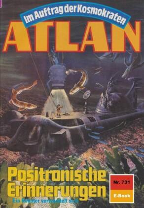 Atlan 731: Positronische Erinnerungen