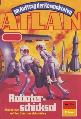 Atlan 724: Roboterschicksal