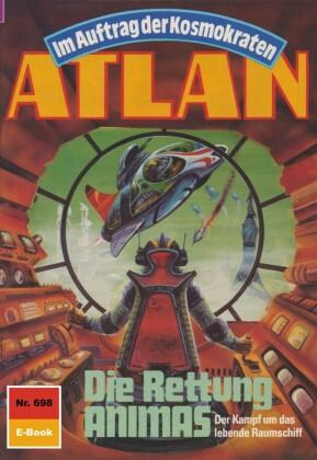 Atlan 698: Die Rettung ANIMAS