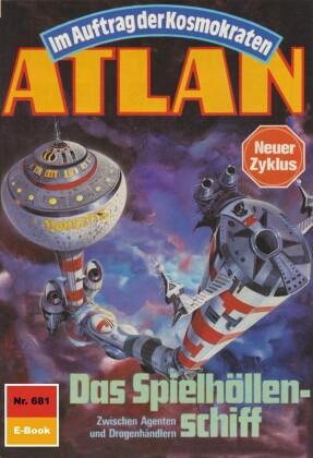 Atlan 681: Das Spielhöllenschiff