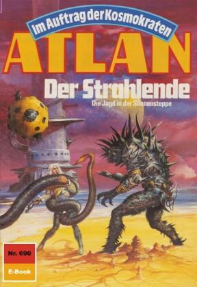 Atlan 690: Der Strahlende