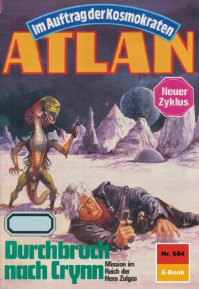 Atlan 684: Durchbruch nach Crynn