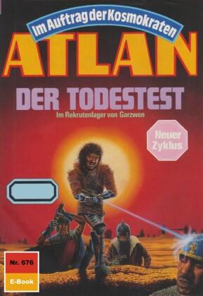 Atlan - Der Todestest