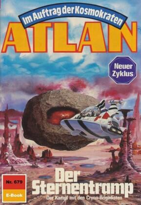 Atlan 679: Der Sternentramp