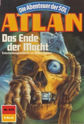 Atlan - Das Ende der Macht