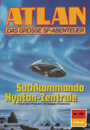 Atlan - Suchkommando Hypton-Zentrale