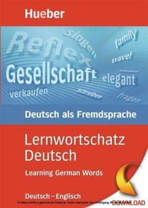 Lernwortschatz Deutsch