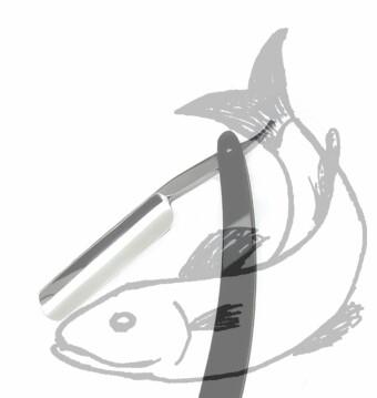 Der rasierte Fisch