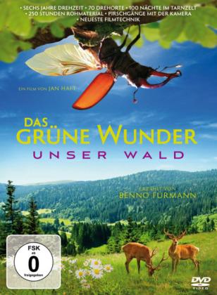 Das grüne Wunder - Unser Wald, 1 DVD
