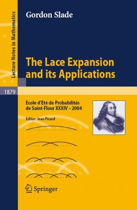 The Lace Expansion and its Applications