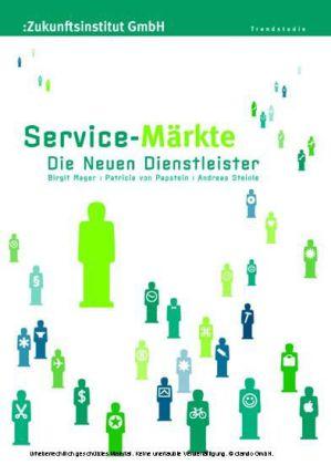 Service Märkte- Die Neuen Dienstleister