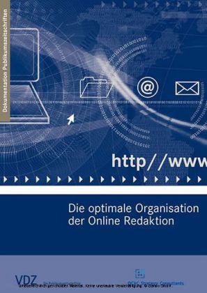Die optimale Organisation der Online Redaktion