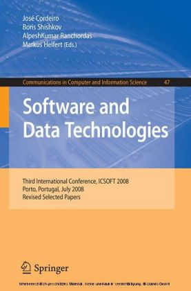 Software and Data Technolgoies