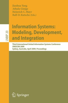 Information Systems: Modeling, Development, and Integration
