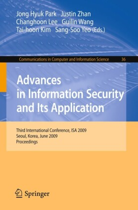 Advances in Information Security and Its Application
