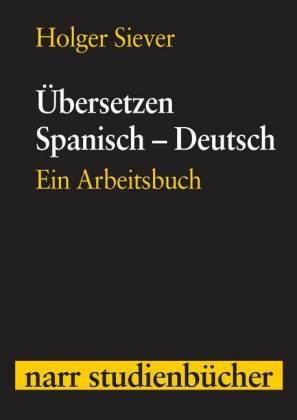Übersetzen Spanisch-Deutsch