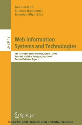 Web Information Systems and Technologies