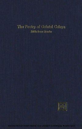 The Poetry of Gabriel Celaya