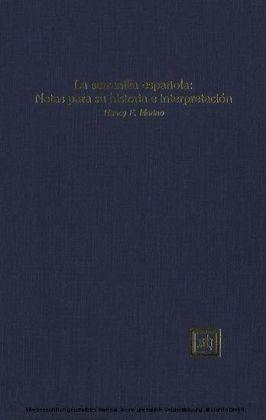La serranilla española: Notas para su historia e interpretación