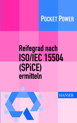 Reifegrad nach ISO/IEC 15504 (SPiCE) umsetzen.