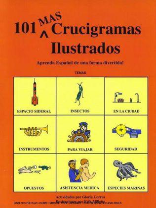 Mas de 101 Crucigramas Ilustrados
