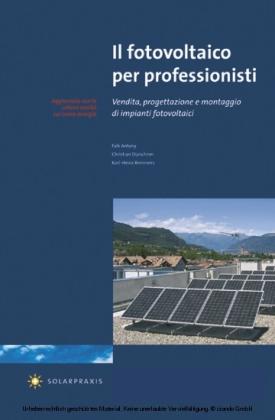 Il fotovoltaico per professionisti